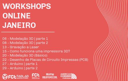 Workshops | Janeiro