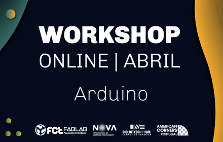 Workshop Arduíno | Online