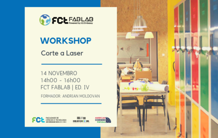 Workshop | Corte a laser