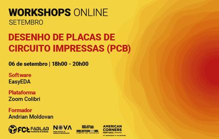 Workshop Desenho de Placas de Circuito Impressas   Online