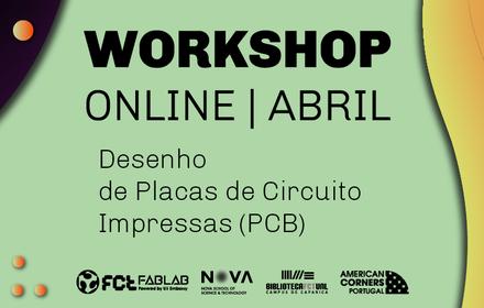 Workshop Desenho de Placas de Circuito Impressas | Online