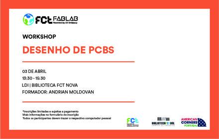 Workshop de Desenho de PCBs