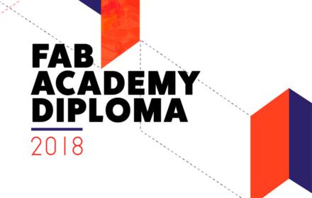 Fab Academy 2018| Curso de Especialização em Fabricação Digital