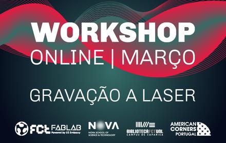 Workshop Gravação a Laser | Online