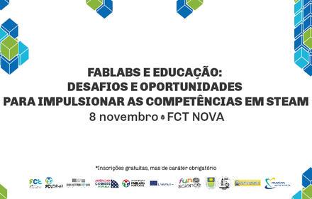Seminário | FABLABS E EDUCAÇÃO