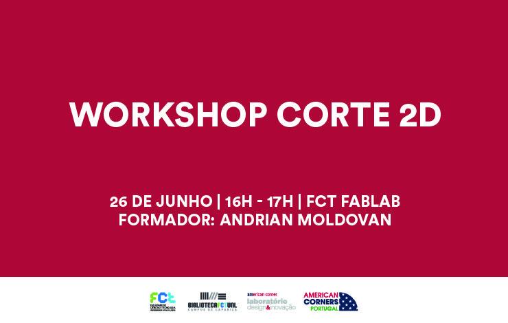 Workshop | Corte 2D