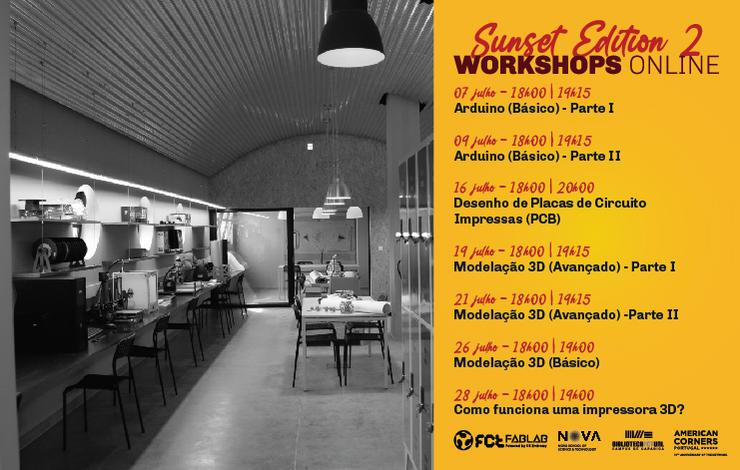 Workshops Julho
